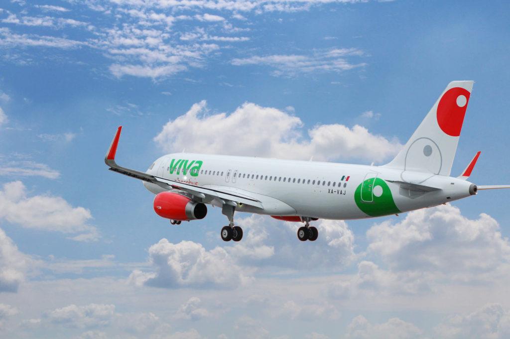 Las tres rutas disponibles de Viva Aerobus para este mes en Mérida