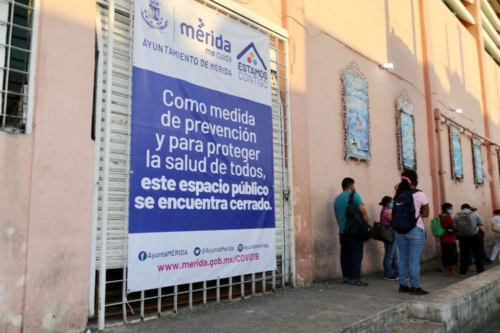 Presidente de los líderes de mercados pide reforzar vigilancia para la reapertura de Lucas de Gálvez y San Benito