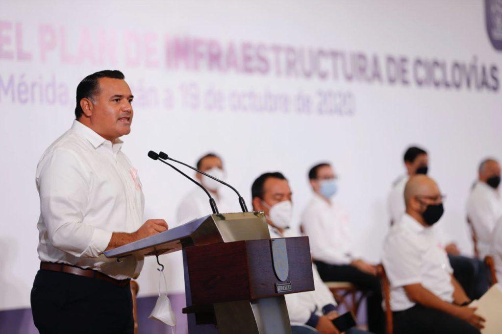 El Ayuntamiento de Mérida fomenta el desarrollo sostenible para beneficio de toda la población, afirma el alcalde Renán Barrera